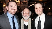 Newsies  Opening Night  Tobin Ost  John Miller  Jeff Croiter