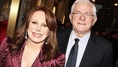 Marlo Thomas and her husband Phil Donahue look glamorous on the red carpet.