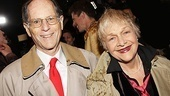 The Best Man  Opening Night  Peter Zimroth  Estelle Parsons