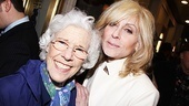 The Best Man  Opening Night  Frances Sternhagen - Judith Light