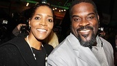 Phillip Boykin is joined by his lovely wife on his night off from Porgy and Bess.