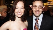 The Best Man – Opening Night – Melissa van der Schyff – Nicholas Stimler