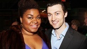 Ghost stars Da'Vine Joy Randolph and Bryce Pinkham support their new neighbors, the cast of The Best Man.