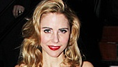 The Best Man  Opening Night  Kerry Butler