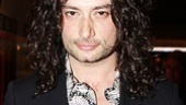 Jekyll & Hyde star Constantine Maroulis loves a Broadway opening.