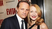 Evita  Opening  Lawrence O&#39;Donnell Jr. - Patricia Clarkson 