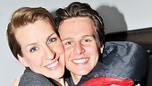 Jonathan Groff at Now. Here. This. – Jonathan Groff – Susan Blackwell