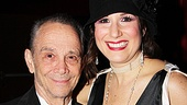 Stephanie J. Block is dressed as a perfectly marvelous Sally Bowles in honor of her Anything Goes co-star's big night!
