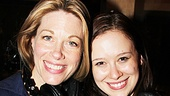 Carrie headliners Marin Mazzie and Molly Ranson are super excited to record their big numbers.