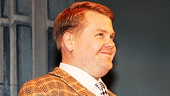 One Man, Two Guvnors opening night – James Corden