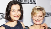 Clybourne Park Opening Night  Bianca Amato  Martha Plimpton 