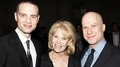 Clybourne Park Opening Night  Jordan Roth  Daryl Roth  Richie Jackson 