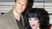 Rock of Ages  Clay Matthews Visit  Clay Matthews  Ralph Meitzler
