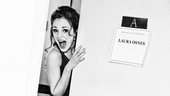 Sound of Music at Carnegie Hall – Laura Osnes (dressing room)