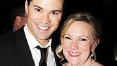 Nice Work If You Can Get It  Opening Night  Andrew Rannells  Katheen Marshall