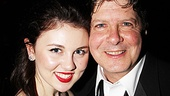 Michael McGrath's radiant daughter Kathleen is proud to see her father starring on Broadway.