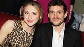 The sexy stars of Venus in Fur, Nina Arianda and Hugh Dancy, are two of the afternoons judges.