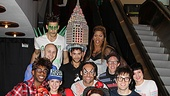 Easter Bonnet- Spider-Man Cast