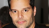 Evitas sexy star Ricky Martin is only too happy to participate in big Broadway events, especially when they support a good cause!