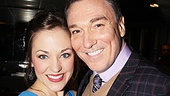 Two days after winning a standing ovation at Carnegie Hall, Laura Osnes drops by to salute her Sound of Music castmate. 