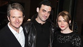 Dont Dress For Dinner  Opening Night  Peter Benson - Morgan Spector - Holley Fain