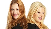 Rachel York and Megan Hilty 