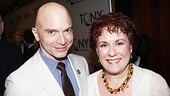 2012 Tony Brunch – Michael Cerveris – Judy Kaye