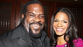 2012 Tony Brunch  Phillip Boykin  Audra McDonald 