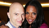 2012 Tony Brunch  Michael Cerveris  Audra McDonald