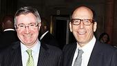 Manhattan Theatre Club – Spring Gala 2012 – Bill Nelson – Glenn A. Britt– Matthew  C. Blank – Chris Albrecht