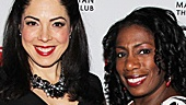 Manhattan Theatre Club  Spring Gala 2012  Manoly Farrell  Lucia Giannetta  Virginia Ann Woodruff  Angela Grovey  TaRea Campbell