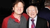 Irish President Visits Once –  Andy Taylor – Michael D. Higgins