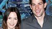 Blunt Krasinski at Starcatcher  Emily Blunt  John Krasinski