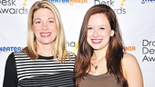 Drama Desk Reception  Marin Mazzie  Molly Ranson