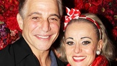 The Tony race is on, but it looks like End of the Rainbow star Tracie Bennett already has her Tony, Broadway vet Danza!