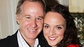 A Broader Way  Event with Idina Menzel  Patrick McEnroe - Melissa Errico