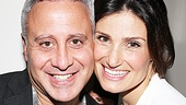 Wicked producer David Stone is on hand to support Idina Menzels endeavors (even when shes not green)!