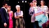 2012 Audience Choice Awards – Ceremony Photos – Adam Chanler-Berat – Celia Keenan-Bolger - Nancy Nagel Gibbs –  Greg Schaffert – Tom Smedes - Eva Price