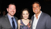 Audience Choice Awards- Tobin Ost - Laura Osnes  Jeff Calhoun