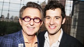 Audience Choice Awards- Thomas Schumacher  Adam Chanler-Berat