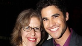Audience Choice Awards- Jackie Hoffman  Darren Criss