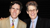 Claire Tow Theater Celebration- Paul Rudnick -Ted Chapin