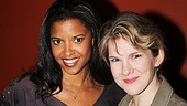 Broadway vets Renée Elise Goldsberry and Lily Rabe are eager to check out this buzz-worthy play.