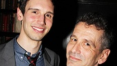 Cock leading man Cory Michael Smith catches up with his Yank! director David Cromer.