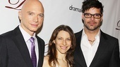 Evita headliner Michael Cerveris supports his co-stars, nominees Elena Roger and Ricky Martin.