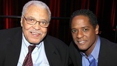 James Earl Jones (The Best Man) reunites with Blair Underwood (A Streetcar Named Desire) his co-star in the 1990 TV movie Heat Wave.