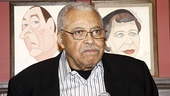 The Best Man star James Earl Jones makes an eloquent acceptance speech for his Outstanding Featured Actor in a Play Award.
