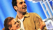 Mamma Mia – 2012 New Cast Opening Night – Christy Altomare – Zak Resnick