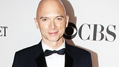 Evita Best Featured Actor in a Musical nominee Michael Cerveris looks dapper in Burberry.
