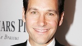 Best Featured Actress in a Play presenter Paul Rudd is  preparing to star on Broadway in Grace.